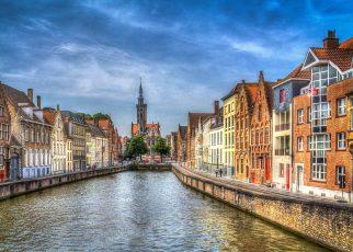 Bỏ túi ngay 3 thành phố có vẻ đẹp khó cưỡng lại ở nước Bỉ!
