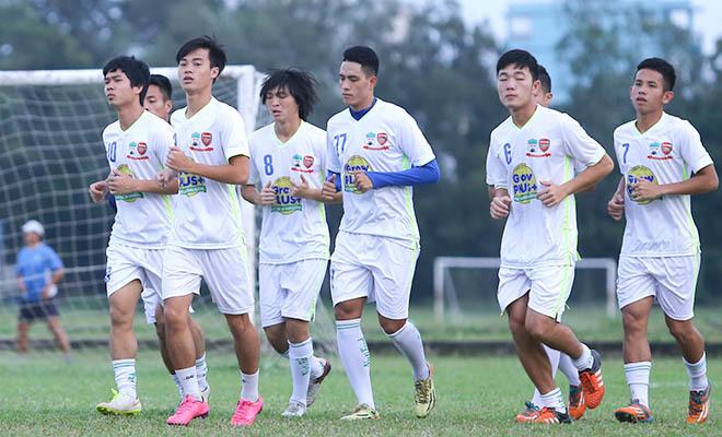 Các đội bóng đều tập trung chuẩn bị cho V.League 2021