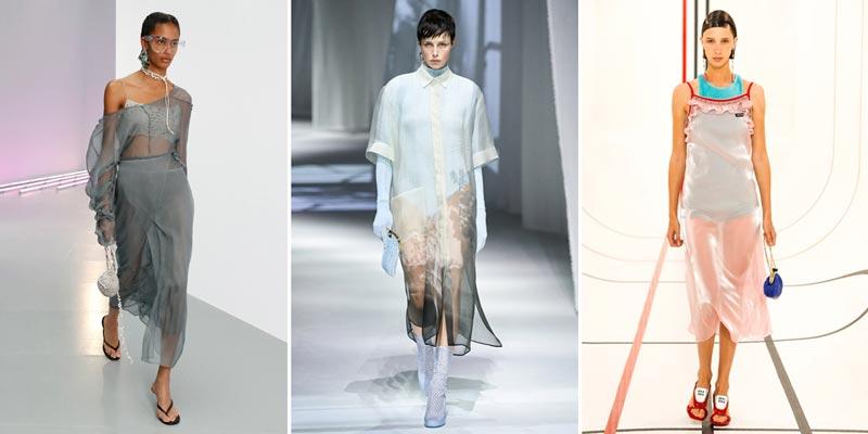 Cập nhật xu hướng thời trang 2021 với những kiểu dáng bất quy tắc