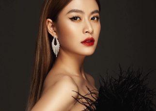 Nữ ca sỹ Hoang-Thuy-Linh