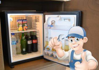 Tủ lạnh kêu cứu