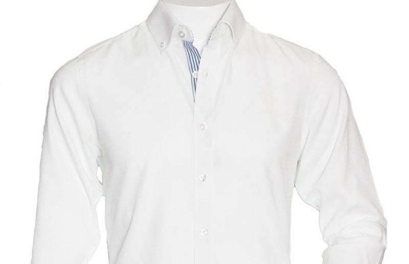 Tẩy sạch áo trắng