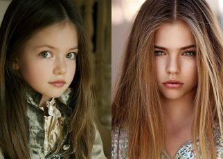 """Nhan sắc của 5 cô bé """"xinh đẹp nhất thế giới"""" giờ ra sao?"""