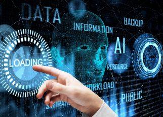 Sự kết hợp của trí tuệ nhân tạo và công nghệ ảo trên chó robot