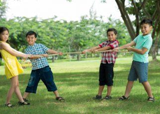 Lớp trẻ cần vận động nhiều hơn
