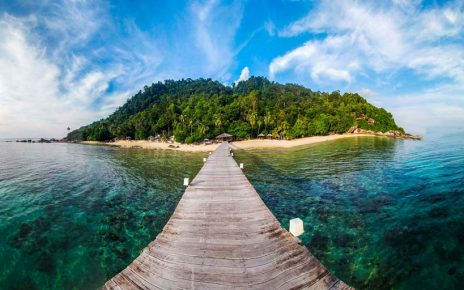 Tìm hiểu 5 điểm đến siêu xinh đẹp khi du lịch Malaysia