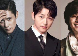 Top 5 nam tài tử có cát xê khủng nhất showbiz Hàn